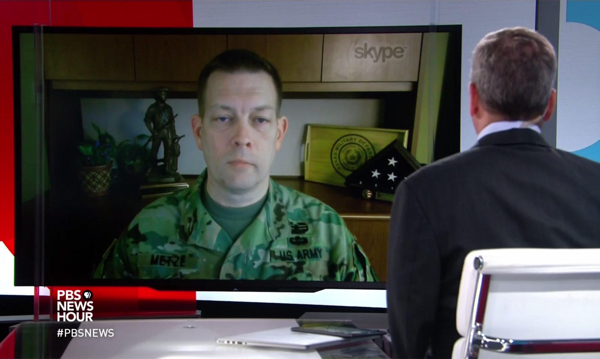 Col. Steven Metze